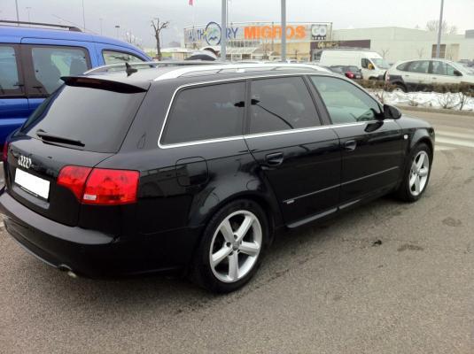 Audi A4 Extérieur