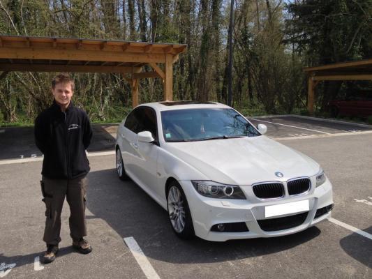 Lustrage BMW M3