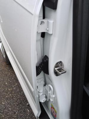 Intérieur de porte Audi A3