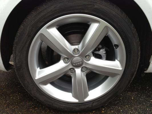 Jantes Audi A3